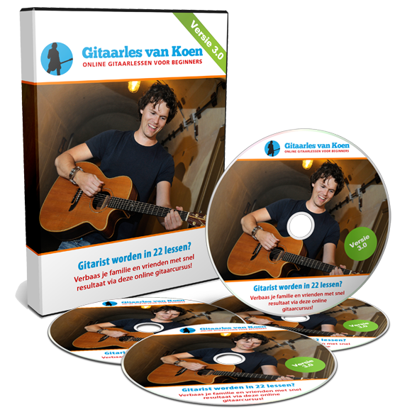 Gitaarles van Koen Review: De beste online gitaarcursus in Nederland?