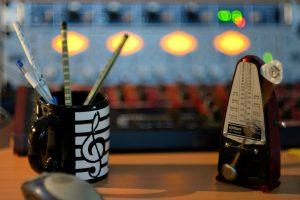 Metronoom gebruiken om muziekinstrument te leren bespelen?