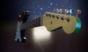 Elektrische gitaar leren spelen? Hoe jij ook een grote rockster kan worden!