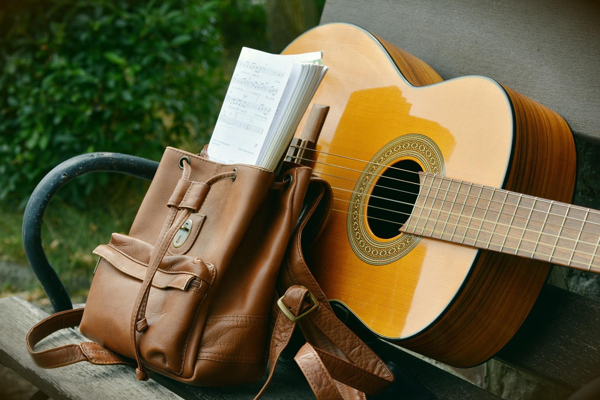 Zelf gitaar spelen moeilijk? Waarom het allemaal wel meevalt!