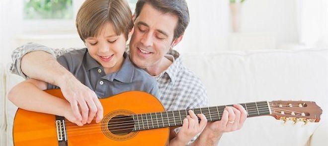 gratis gitaarles volgen