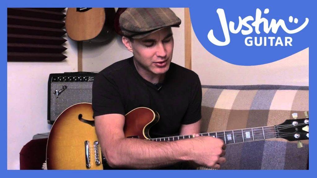 youtube gitaarlessen