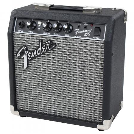 Fender Frontman 10G review: Veel versterker voor weinig geld?