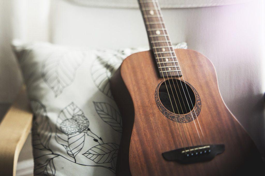 online gitaarles volgen